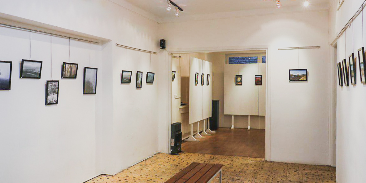 گالری زرنا Zarna Art Gallery
